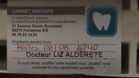 Dr Manteaux Grégoire et Bonnefoy